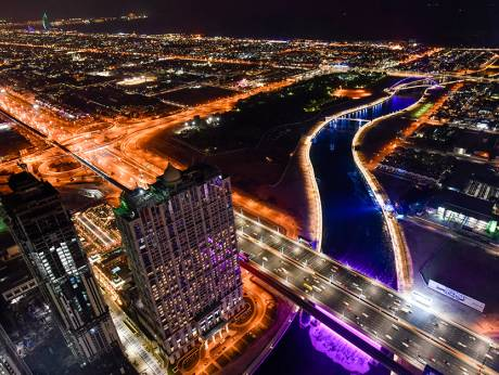 UAE's Big-Ticket Infrastructure Spend Paying Off